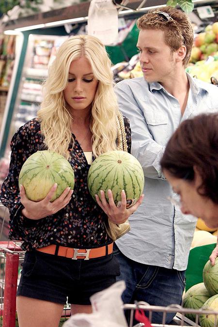 nice melons   hmmm i wish i had such big melons