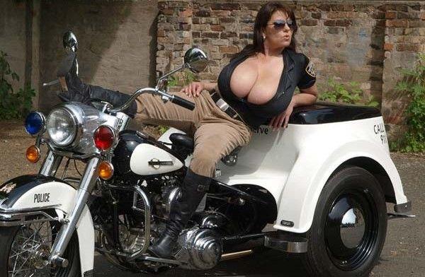 Busty Police Women 99