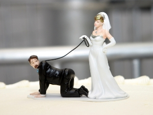 Funny Wedding Cake Toppers Wallpaper
