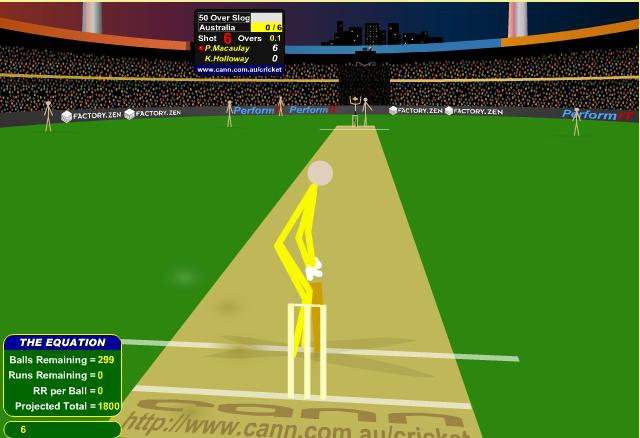 Stick Sports is a mobile games developer and an Adobe Flash sports gaming website. Their first game, Stick Cricket [2], was developed originally by Cann Creative, a company from Sydney, tenbadownload.garation: Not Required, Required only for score submission.