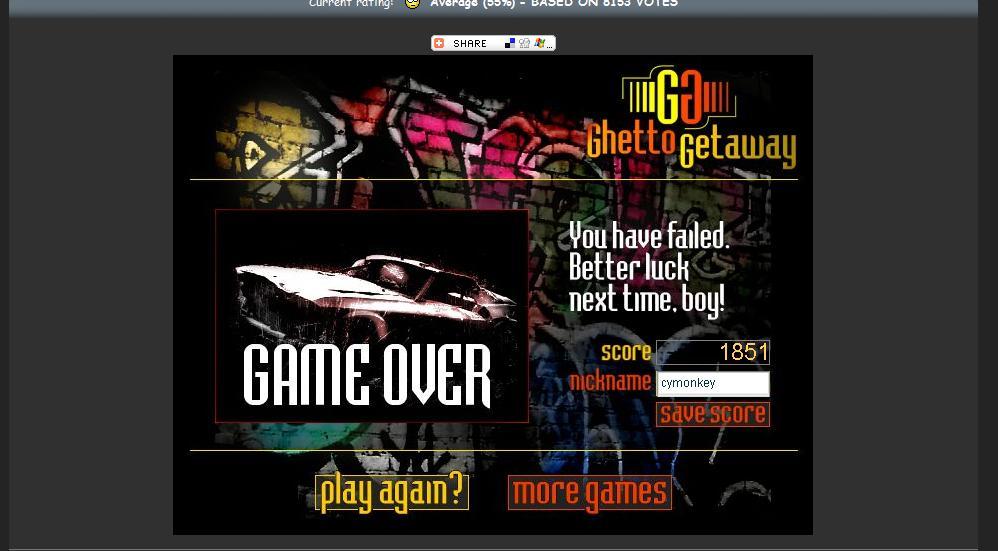 games ghetto