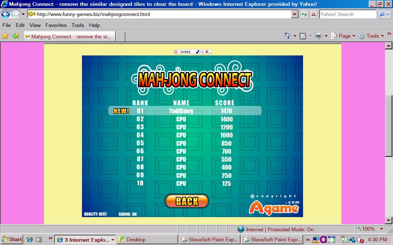 Mahjong Connect - remove the similar designed tiles to ... Funny Games Mahjong Connect
