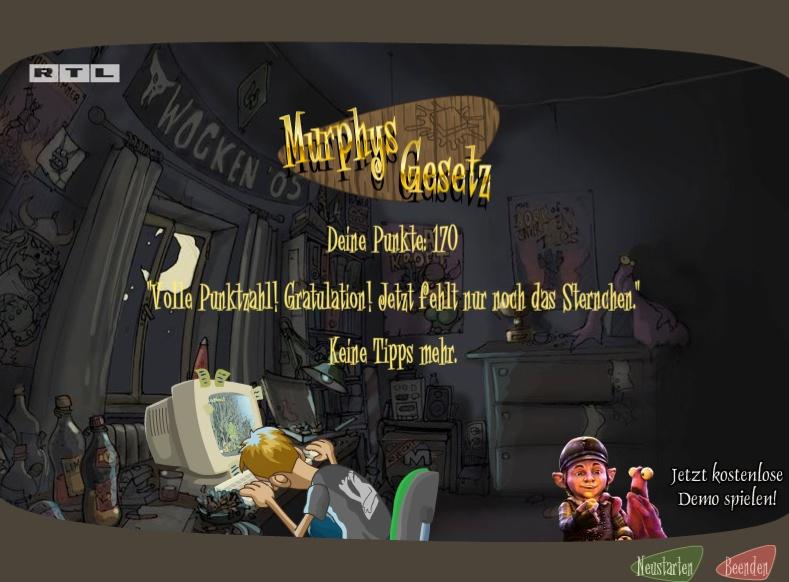 murphys gesetz games