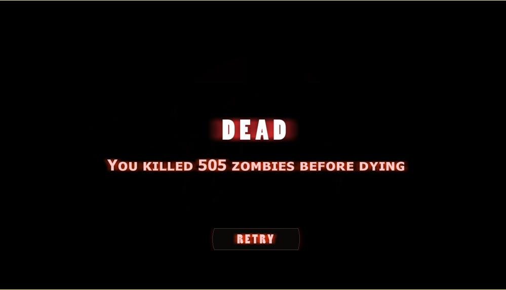 zombie exploder lets dismember zombies in this game