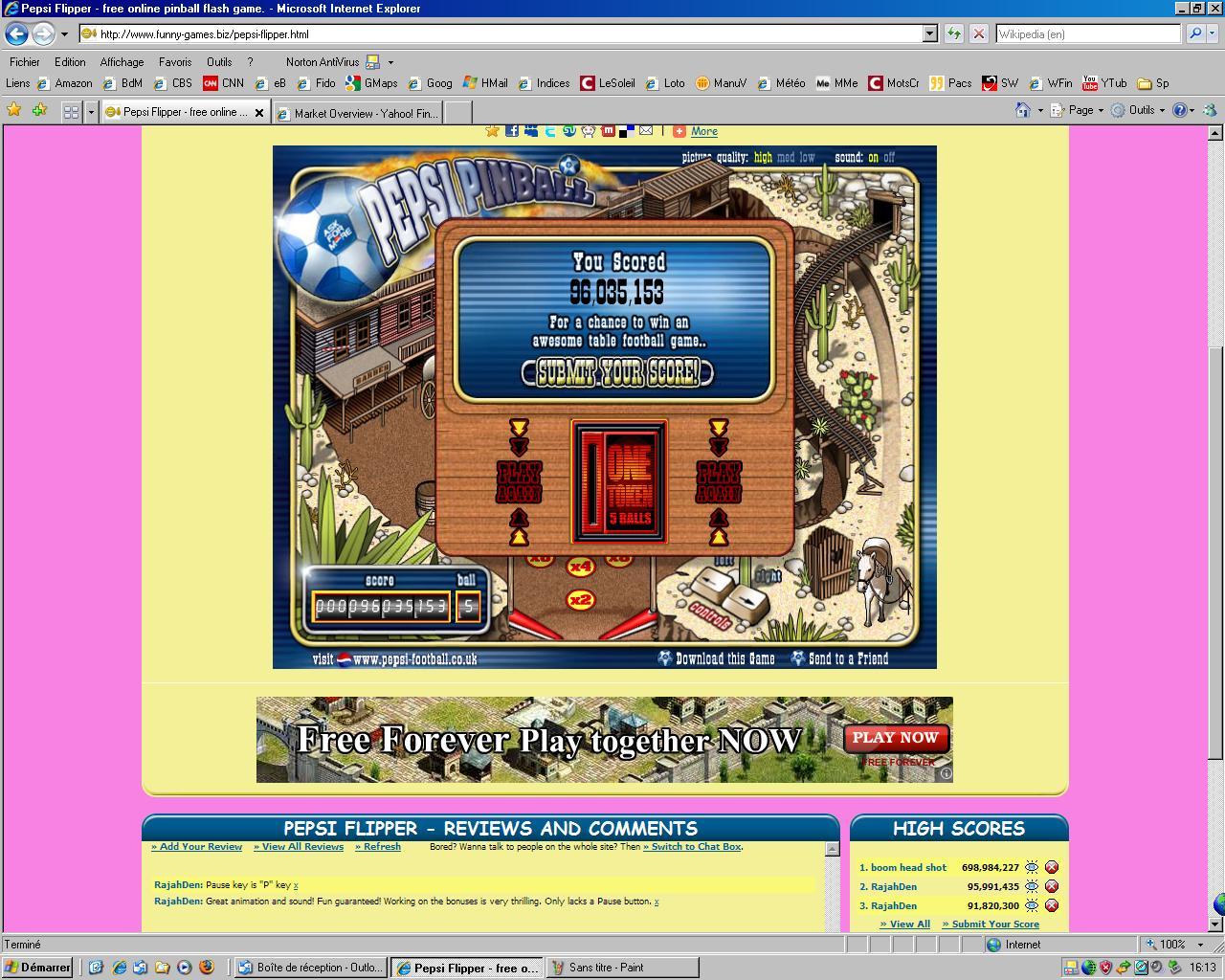 online spiele flipper
