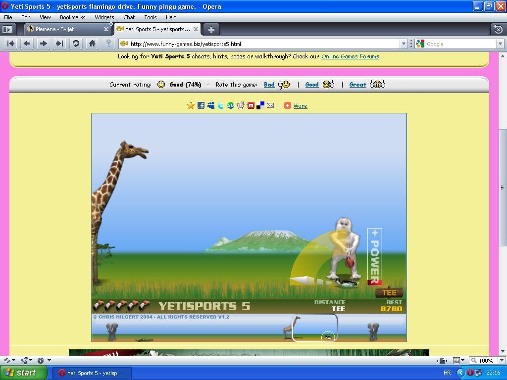free yeti games
