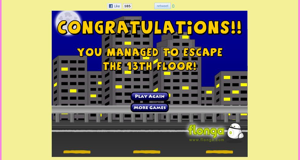 Escape the 13th floor use your knowledge and intuition for 13th floor games