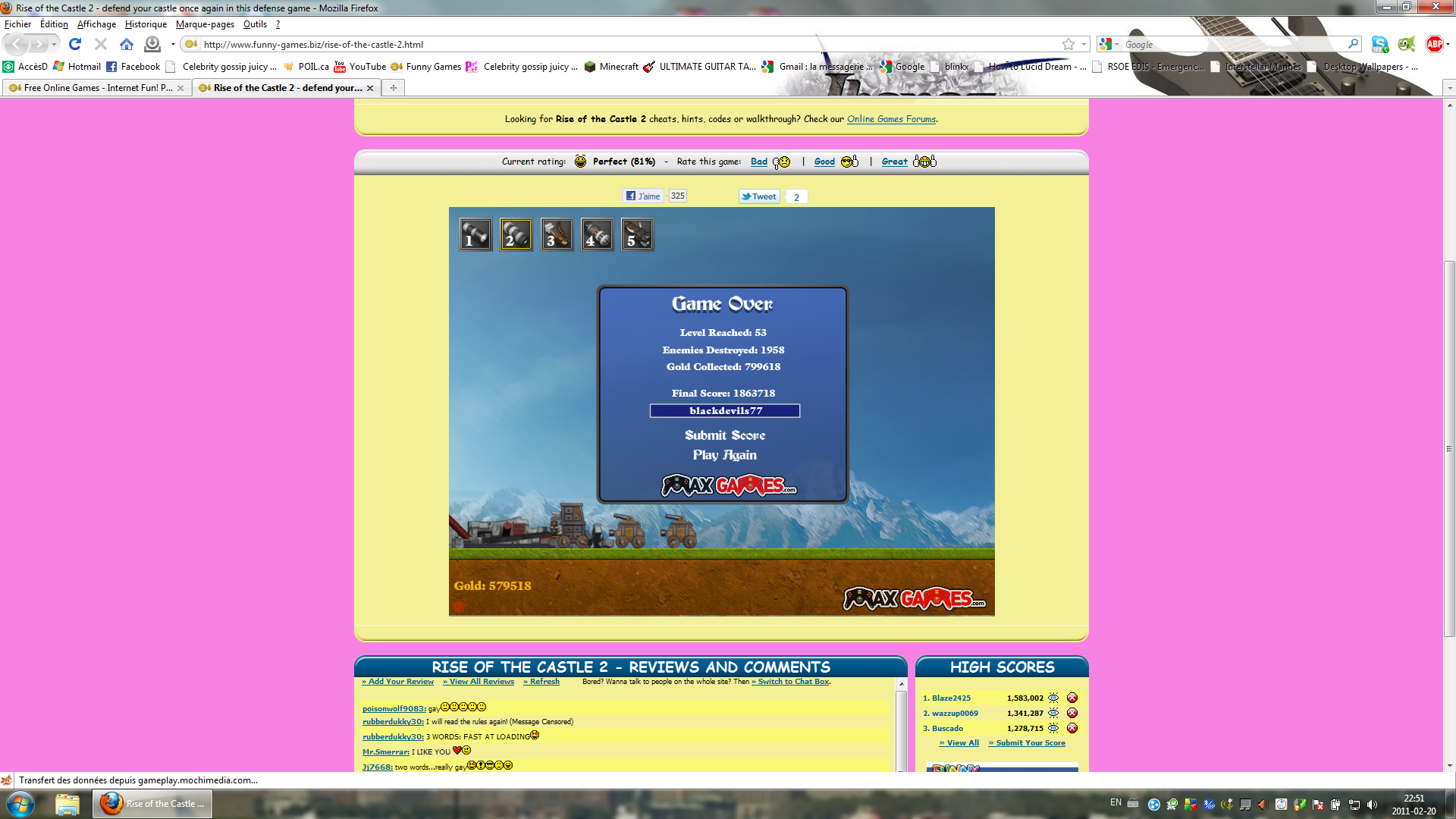Free Online Games Internet Fun Play Addicting Web Flash ... Funny Games Online