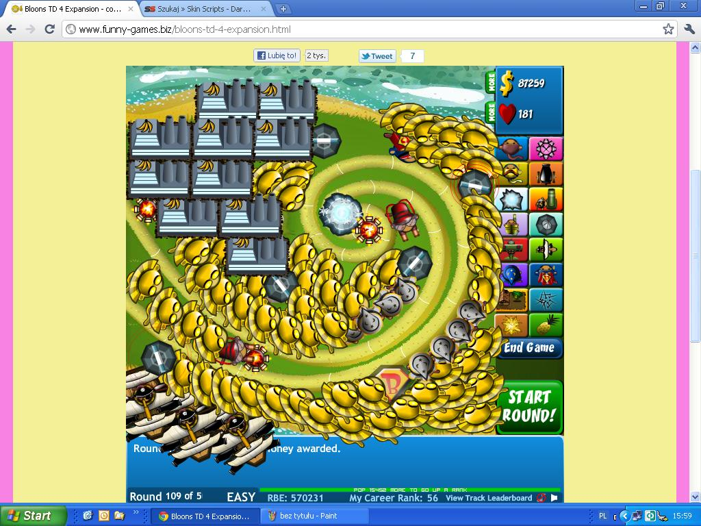 bloons td online game