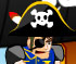 funny physics angry pirates shooter
