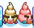 Bad IceCream 2 Puzzle Multiplayer 8Bit Game