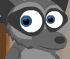 raccoons break out game