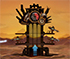 steampunk tower single tower defense game
