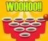 trick shot beer pong