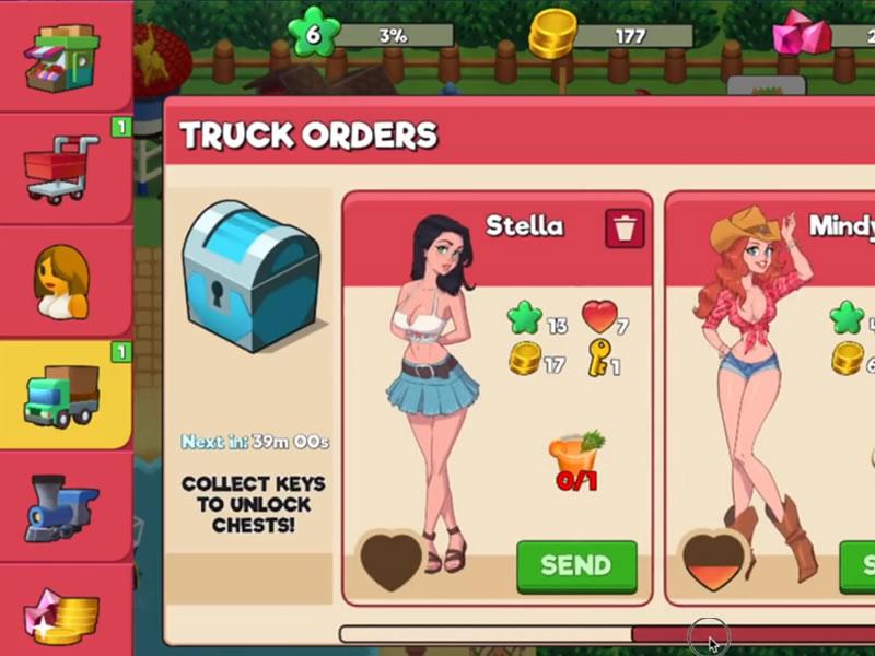 Booty Farm screenshot