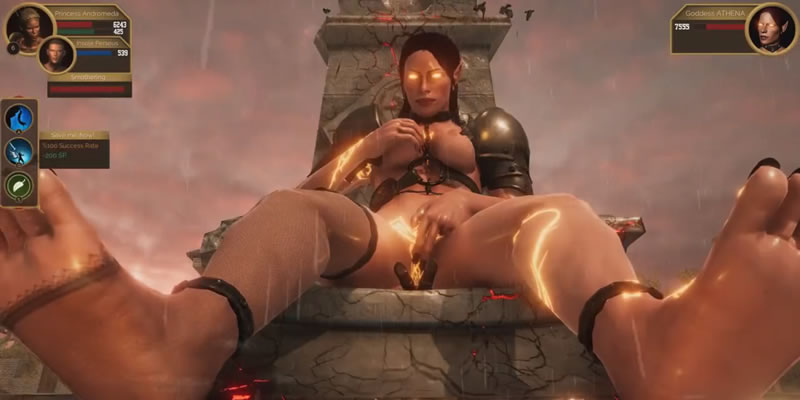 Goddess of Trampling screenshot