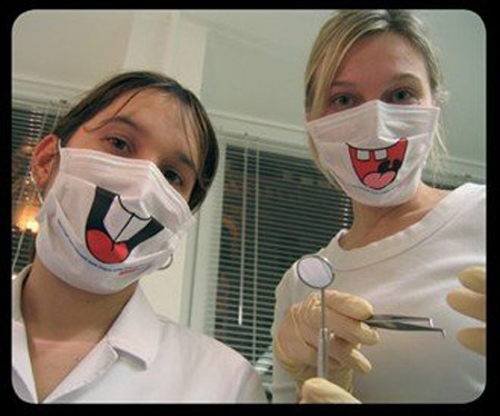 Dentists Mask picture