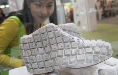 Keyboard Shoes picture