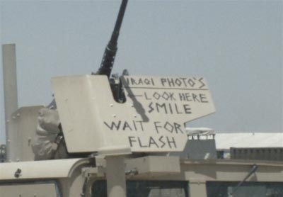 Nasty Military Camera picture