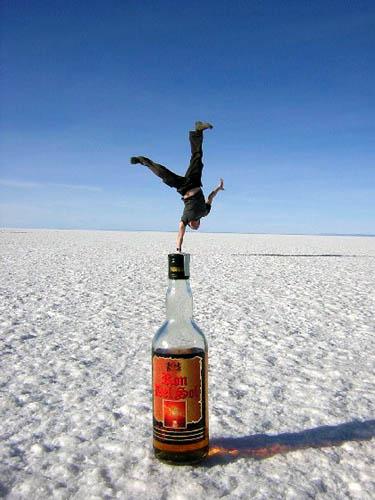 Handstand Illusion picture