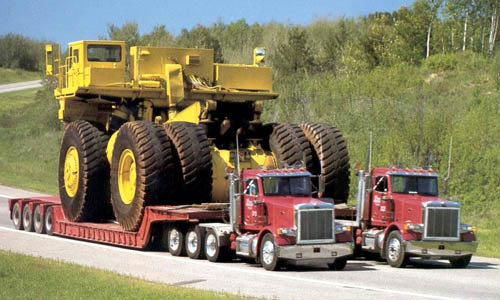 Oversize Load picture
