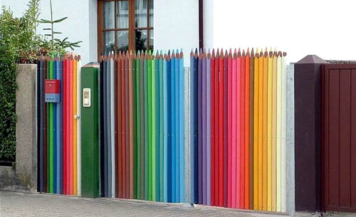 Prismacolor Fence picture