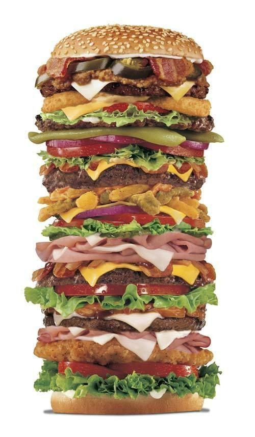 Extreme Burger picture
