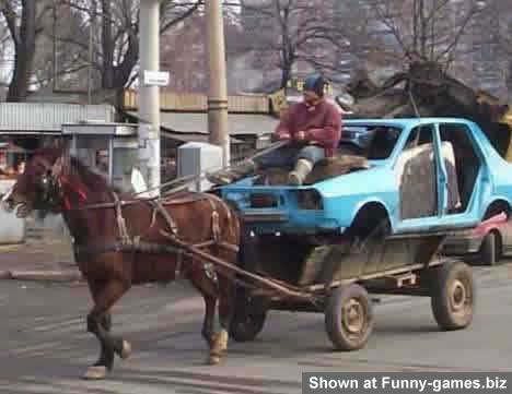 Horsecar picture
