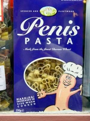 Penis Pasta picture
