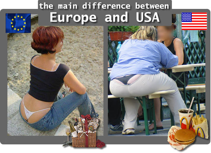 Europe vs USA picture