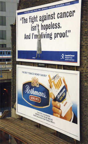 Conflicting Adverts picture