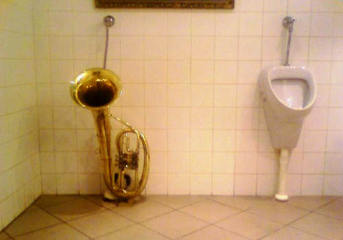 Urinal Instrument picture