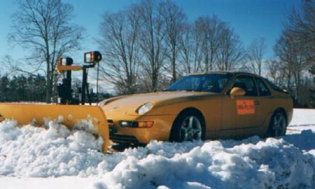 Sporty Snow Plow picture