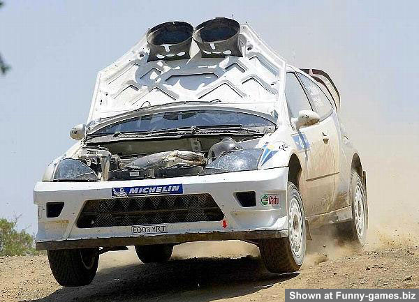 Rally Funny Pic picture