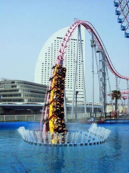 Dubai Roller Coaster picture