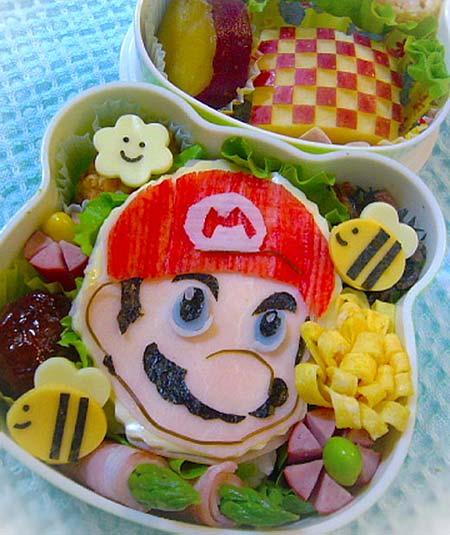 Super Mario Bento picture