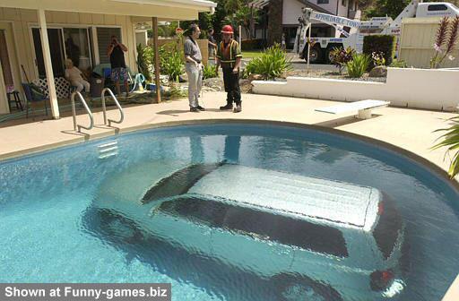 Underwater Parking picture