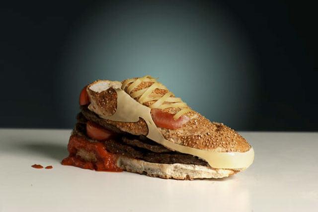 Burger Shoe picture