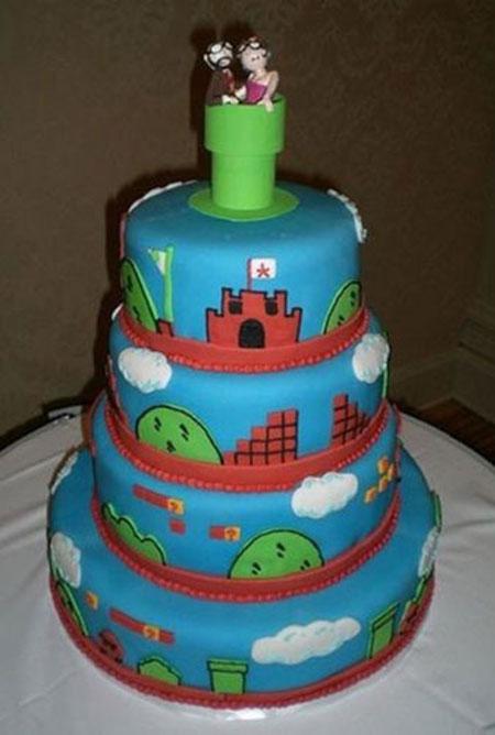 Marios Cake picture