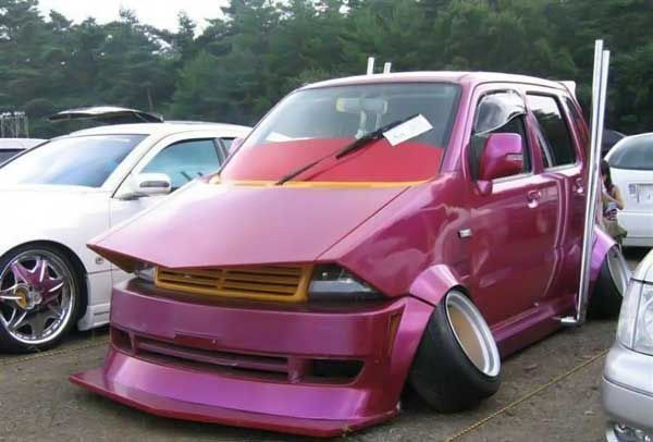 Too Much Tunning picture