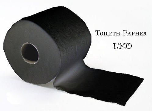 EMO Toilet Paper picture