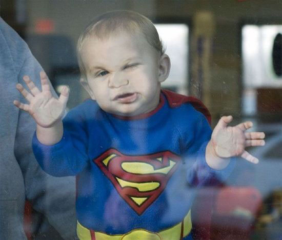 Young Superman picture