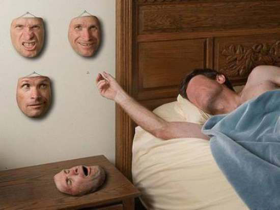 Multi-faced Man picture