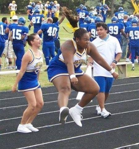 Elite Cheerleader picture