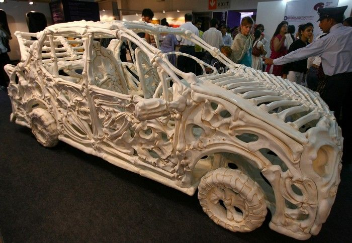 Bone Car picture