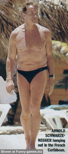 Arnie On Vacation picture
