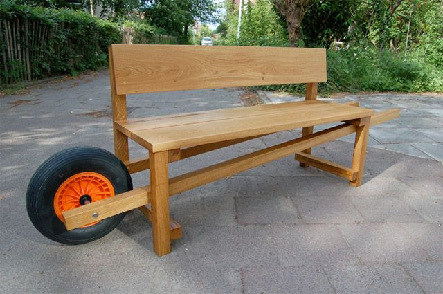 Movable Bench picture