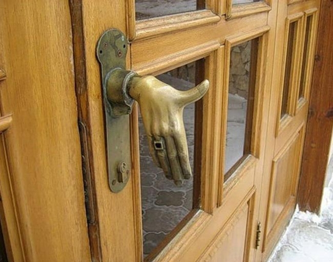 Original Door Handle picture