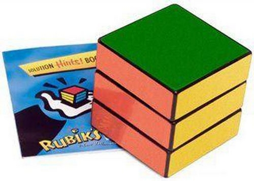 Rubiks Cube For Blondes picture