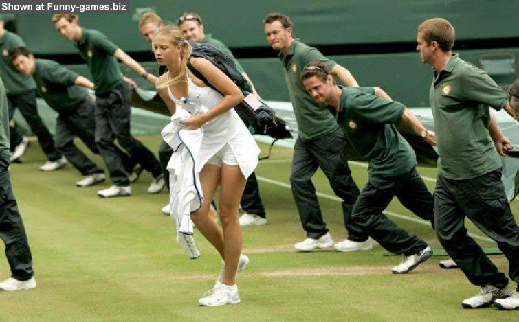 Hot Tennis Training picture